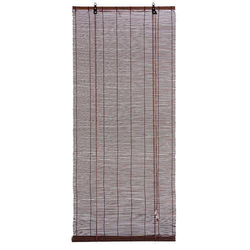 Roleta bambusová čokoládová, 60 x 160 cm