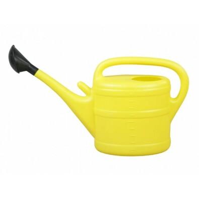 Konev 10 l plastová žlutá