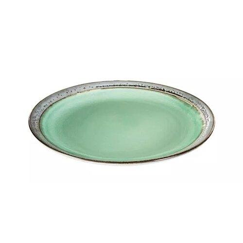Tescoma Plytký tanier EMOTION 26 cm, zelená