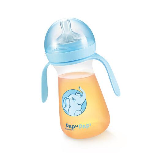 Tescoma Fľaša PAPU PAPI 250 ml, modrá
