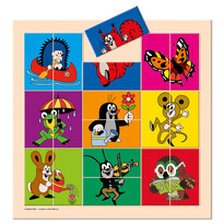 Bino Puzzle Cârtita și prietenii