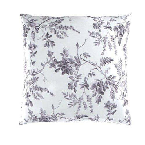 Kvalitex Povlak na polštář Provence Montera šedá, 40 x 40 cm
