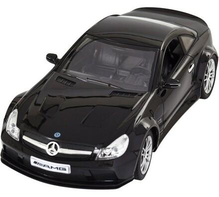 Mercedes SL 65 AMG Black Series, Buddy Toys, černá