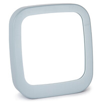 Zrkadlo Piazza modrá, 18,5 x 19,5 cm