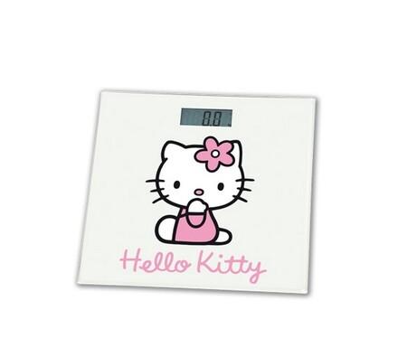 Osobní váha Gallet HKB90018 Hello Kitty