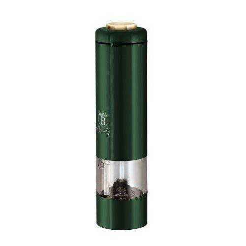 Berlinger Haus Młynek elektryczny na pieprz i sól Emerald Collection