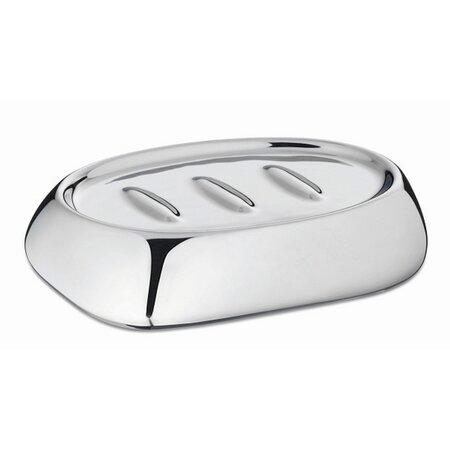 Kela Diva szappantartó, ezüst