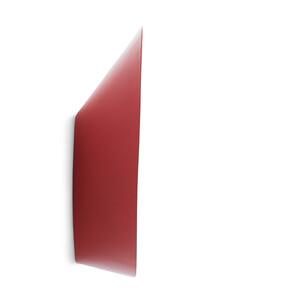 Věšák Ready Hook se zrcátkem 20 cm, červený