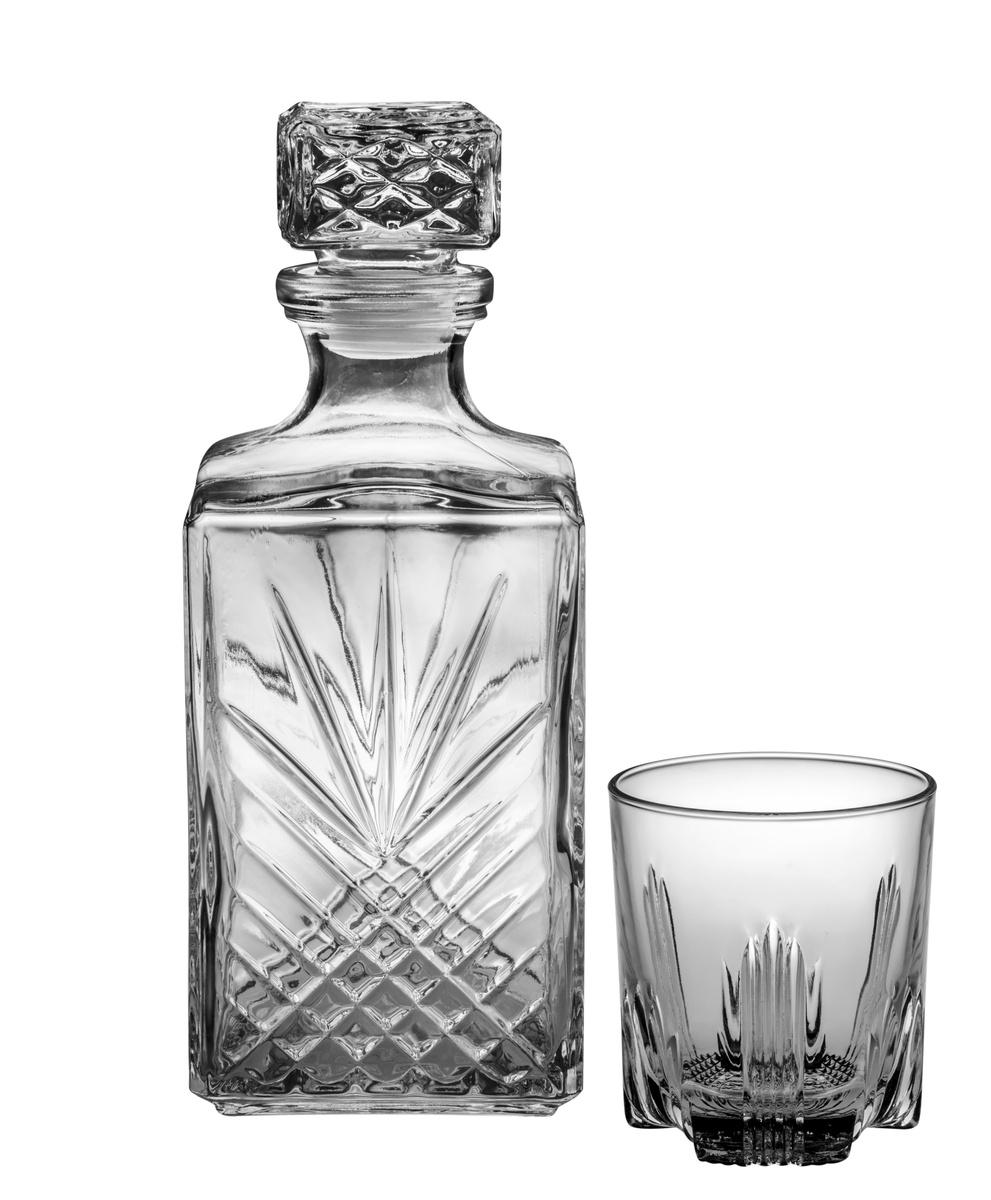 Bormioli Rocco Selecta 7dílná sada na whisky