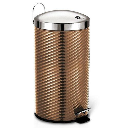 Coș de gunoi Berlinger Haus Rosegold MetallicLine, 20 l imagine 2021 e4home.ro