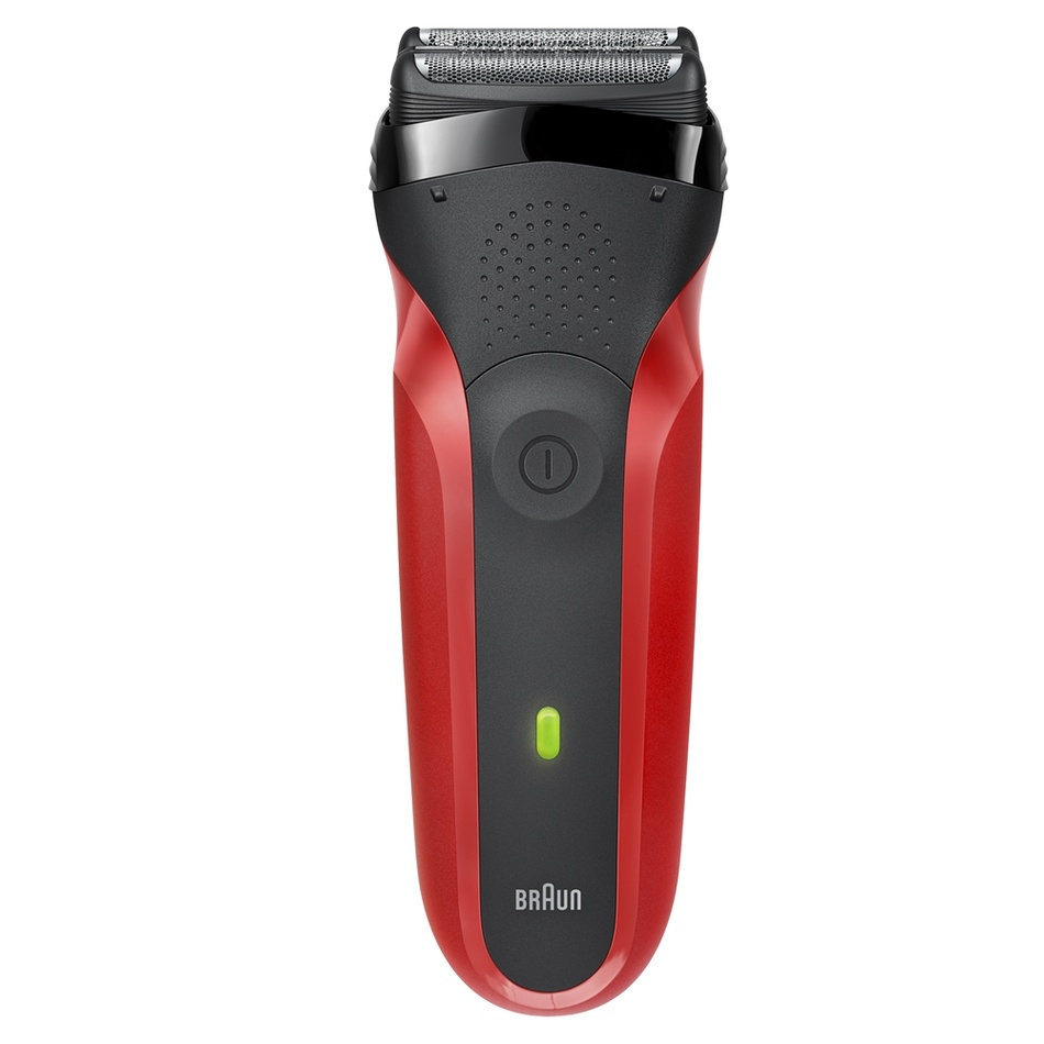 Braun Series 3 300 Red
