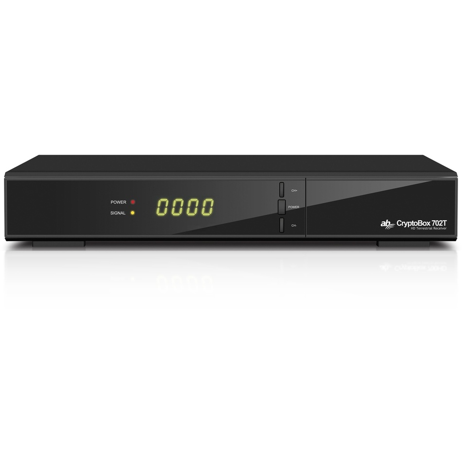 Set-top box AB Cryptobox 702T HD černý