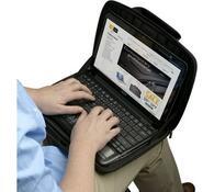 """Pouzdro na notebook CaseLogic 11"""""""" QNS111K - černé"""