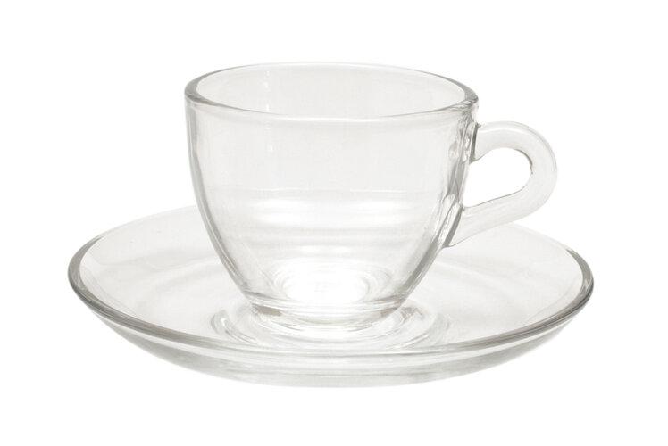Maxwell& Williams Blend Espresso šálek s podšálkem 100 ml