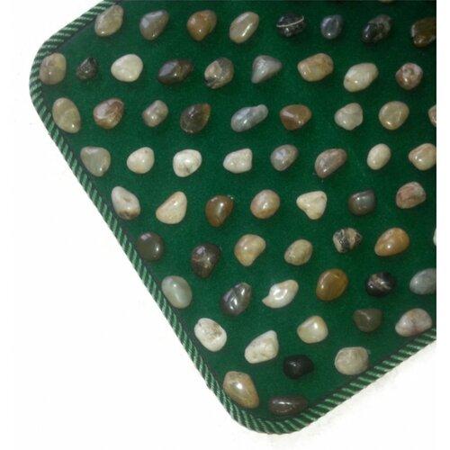 YUHUA akupresszúrás szőnyeg természetes kövekkel