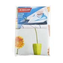 Brillianz design pokrowiec na deskę do prasowania  110 x 30 – 114 x 34 cm