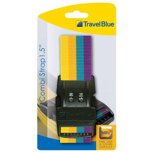 Travel Blue TBU-046 Cestovný upínací pás na batožinu, 200 cm