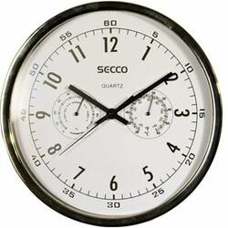 SECCO TS6055-57 (508) Nástenné hodiny