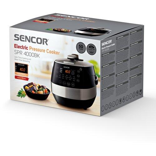 Sencor SPR 4000BK elektrický tlakový hrnec, černá