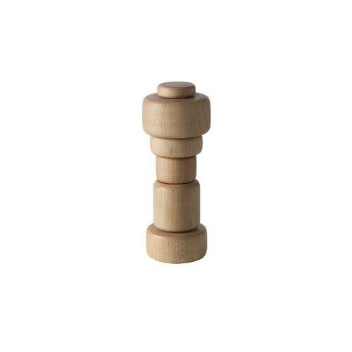 Muuto mlýnek na pepř a sůl Plus 18 cm, javor