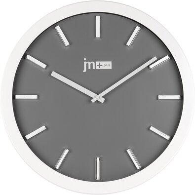 Lowell 14952B Dizajnové nástenné hodiny pr. 40 cm