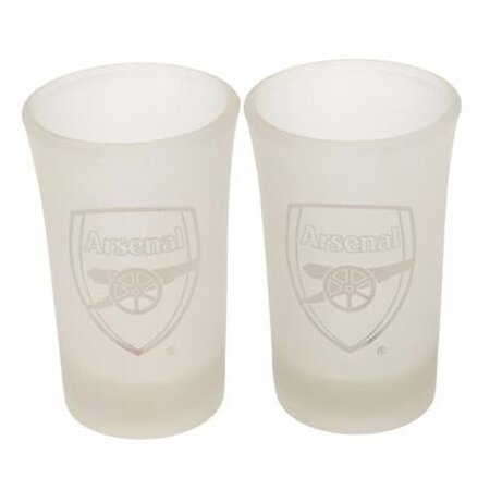 FC Arsenal Štamprle, Set 2 kusy Frosted
