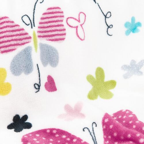 4Home deka Soft Dreams Butterfly, 150 x 200 cm