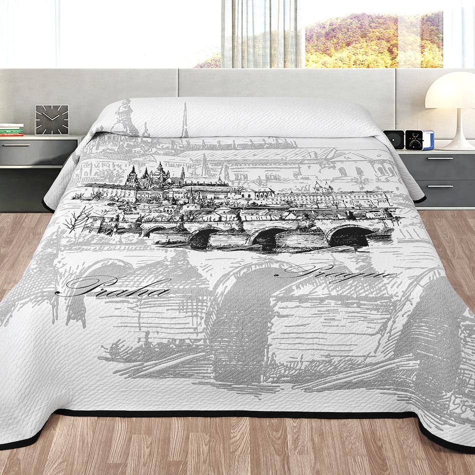 e6612b17f5e7 Forbyt přehoz na postel Praha