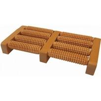 Akupresúrny masážny roller na chodidlá, 31 x 16 cm