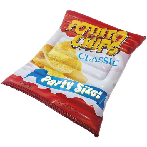 Intex Nafukovacie ležadlo Potato chips, 178 cm