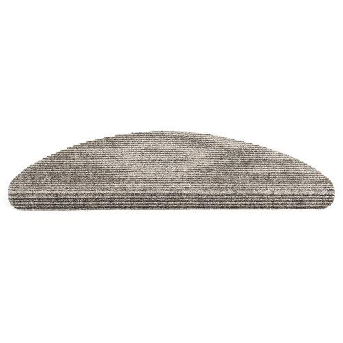 Quick step csúszásgátló szőnyeg, szürke - bézs, 24 x 65 cm