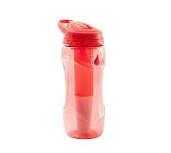 LAICA PURE BOTTLE filtrační láhev červená