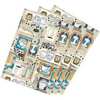 Șervet bucătărie Coffee, 50 x 70 cm, set 3 buc.