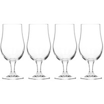 Set de pahare de bere Excellnet 370 ml, 4 buc.