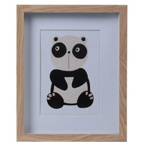 Ramă fotografii Hatu Panda, 22,5 x 3 x 27,8 cm
