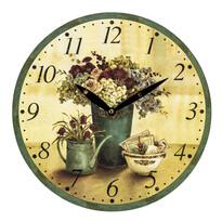 Zegar ścienny Provence Rose