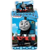 Thomas, a gőzmozdony 05 gyermek pamut ágynemű, 140 x 200 cm, 70 x 90 cm