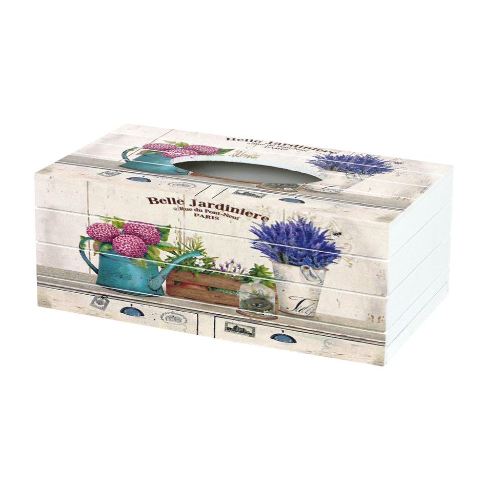 Box na vreckovky Belle Jardiniere, 24,5 cm