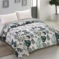 AmeliaHome Narzuta na łóżko Botanique, 220 x 240 cm