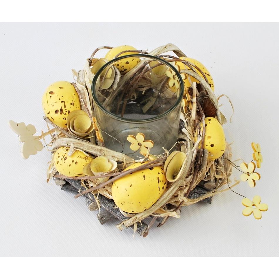 Velikonoční svícen Easter, 17 cm