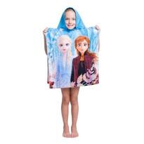 Poncho copii Jerry Fabrics Regatul de gheață Frozen 2, 50 x 115 cm