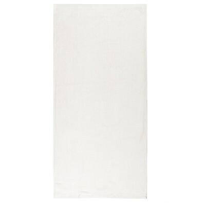 Ručník Eryk krémová, 50 x 100 cm