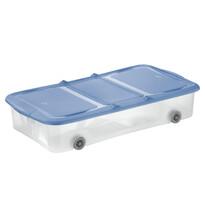 Tontarelli Dodo Stock-Box s víkem 27 l, modrá