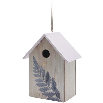 Vtáčí domček Feather, ružová