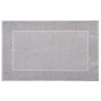 Dywanik łazienkowy Mozaik jasnoszary, 50 x 80 cm