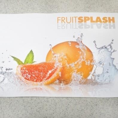 Prostírání Fruit Pomeranč, 28 x 42 cm, sada 4 ks