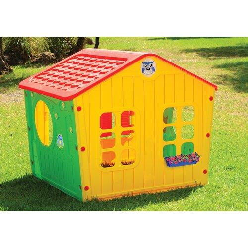Buddy toys BOT 1140 Domček Village, červená