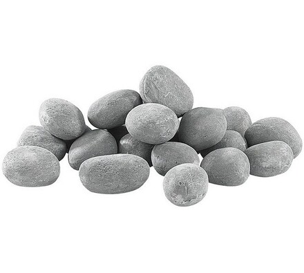 Carlo Milano Dekorační kameny šedé