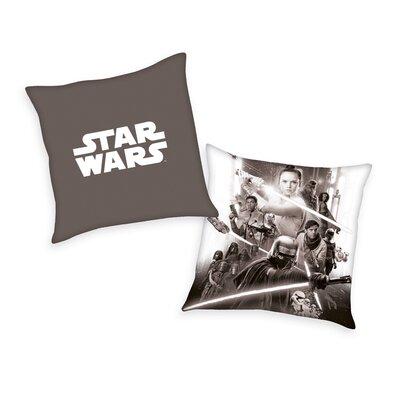 Vankúšik Star Wars, 40 x 40 cm