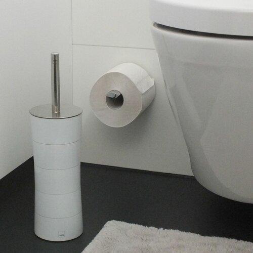 Kela WC set Amina, bílá